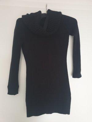 Lange cardigan zwart