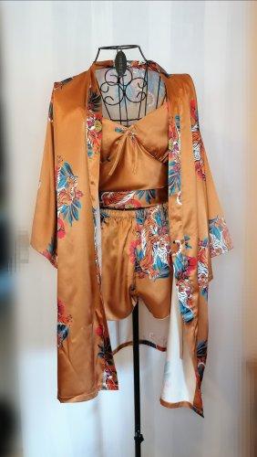Piżama rudy