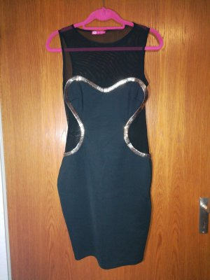 Goddess Vestido cut out negro