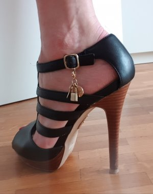 Sexy Riemchen High Heels - Sex and the City Edition