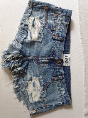 One teaspoon Shorts blu