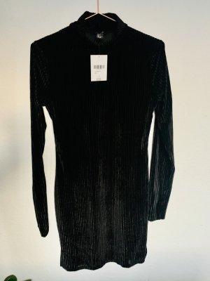 Sexy Rollkragenkleid/ Kleid aus Samt