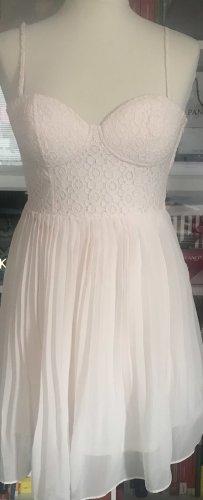 Sexy rosa Mini Kleid