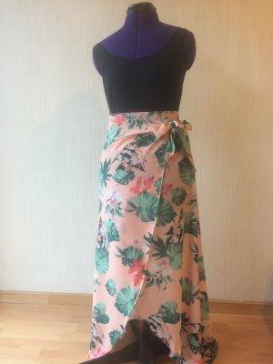Mint&berry Wraparound Skirt multicolored