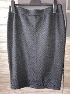 Bonita Spódnica ze stretchu czarny