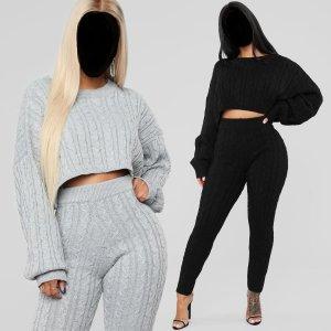 Sexy Strickpulli, Bauchfrei, Cardi B, Neu USA