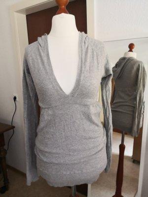 Review Jersey de lana gris claro