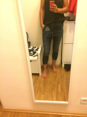 Sexy Woman Jeans