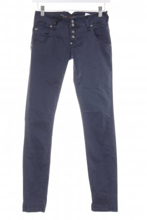 Sexy Woman Skinny Jeans dunkelblau Casual-Look