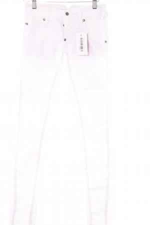 Sexy Woman Skinny Jeans weiß Casual-Look