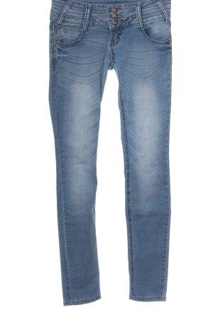 seyoo Jeansy biodrówki niebieski W stylu casual
