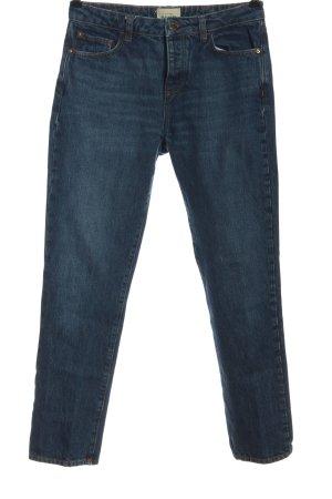 Sezane Slim Jeans blau Casual-Look