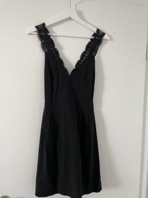 Sezane Mini Dress black