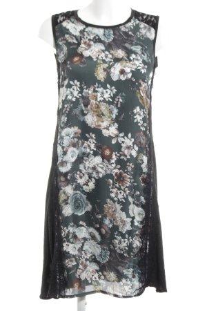 Sfera A-Linien Kleid Blumenmuster Elegant