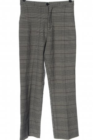 Sfera High Waist Trousers allover print business style