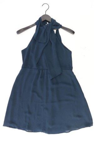 Sfera Jerseykleid Größe S Ärmellos blau aus Polyester