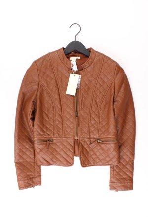 Sfera Faux Leather Jacket polyurethane