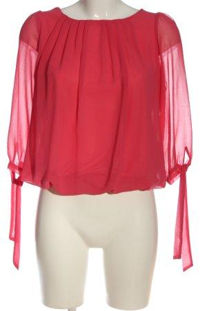Sfera Long Sleeve Blouse pink elegant