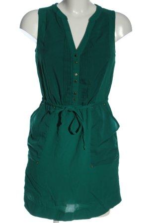 Sfera Mini Dress green casual look