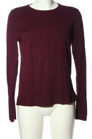 Sfera Crewneck Sweater red casual look