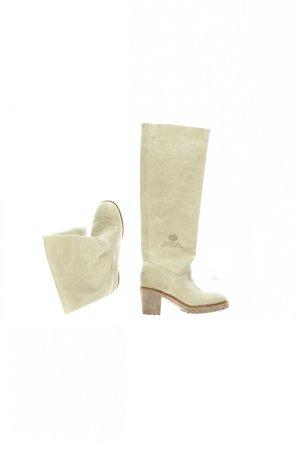 Shabbies Amsterdam Stiefel Damen Boots Gr. DE 37 Echtes Leder