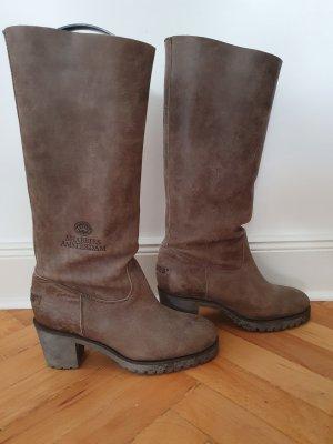 Shabbies amsterdam Hoge laarzen tegen lage prijzen