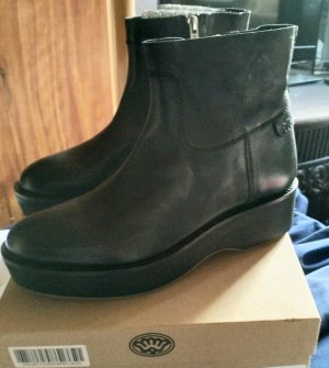 Shabbies amsterdam Ankle Boots black