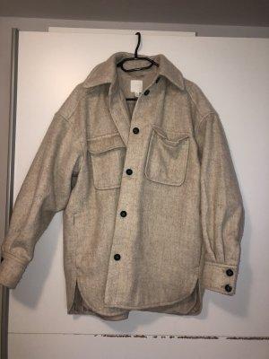 H&M Wool Jacket beige