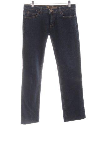 shakira Straight-Leg Jeans blau Casual-Look