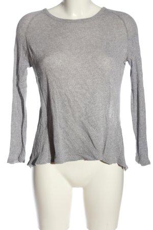 Shana  grigio chiaro puntinato stile casual