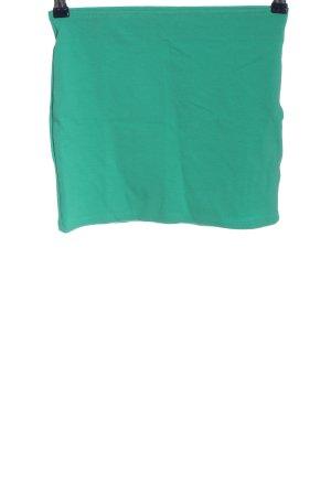 Shana Minigonna verde stile casual