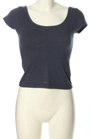 Shana T-shirt blu stile casual