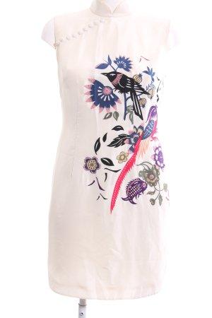 Shanghai Tang Traditionele Chinese jurk prints met een thema casual uitstraling
