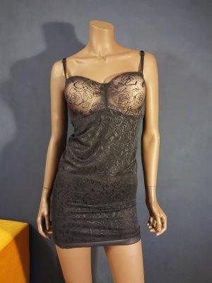 Triumph Halka czarny-nude