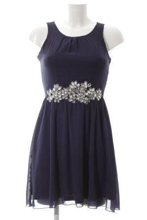 She A-Linien Kleid blau Elegant