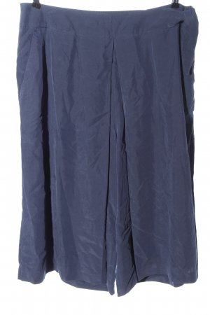 She Culottes blau Casual-Look