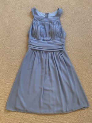 SHE Damen Kleid Blau Gr. 36 wie NEU !!