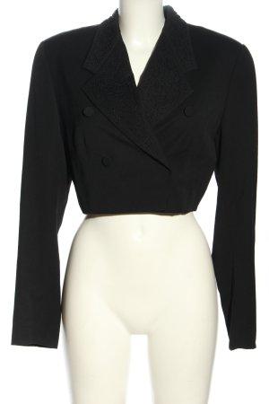 She Kurz-Blazer schwarz Elegant