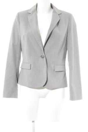 She Kurz-Blazer grau Business-Look