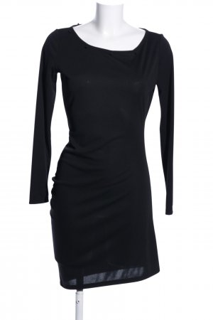 She Langarmkleid schwarz Casual-Look