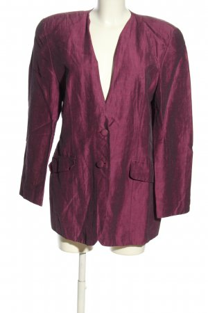 She Long-Blazer rot-pink Business-Look