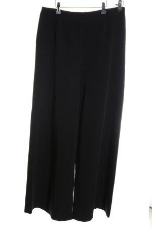 She Pantalone palazzo nero stile professionale