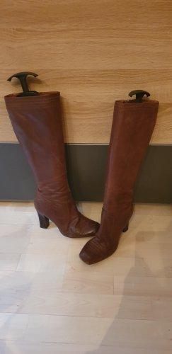 She Botas de tacón alto marrón