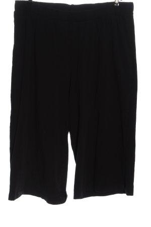 Sheego Shorts nero stile casual