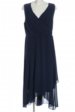 Sheego Abendkleid blau Elegant