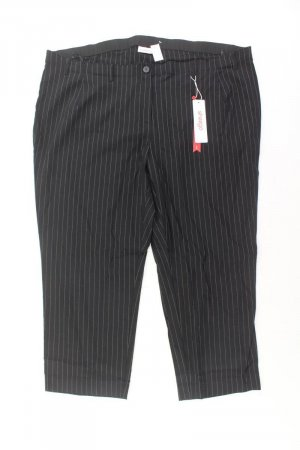 Sheego Pantalone da abito nero Cotone