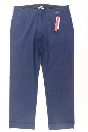 Sheego Suit Trouser blue-neon blue-dark blue-azure viscose