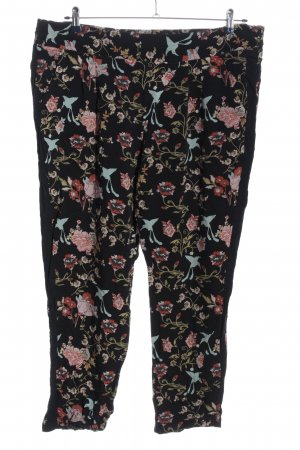 Sheego Baggy Pants Allover-Druck Casual-Look