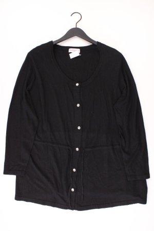 sheego Cardigan schwarz Größe 48