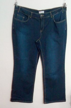 SHEEGO Denim Jeans Hose Größe 25 K50 Stretch Blau